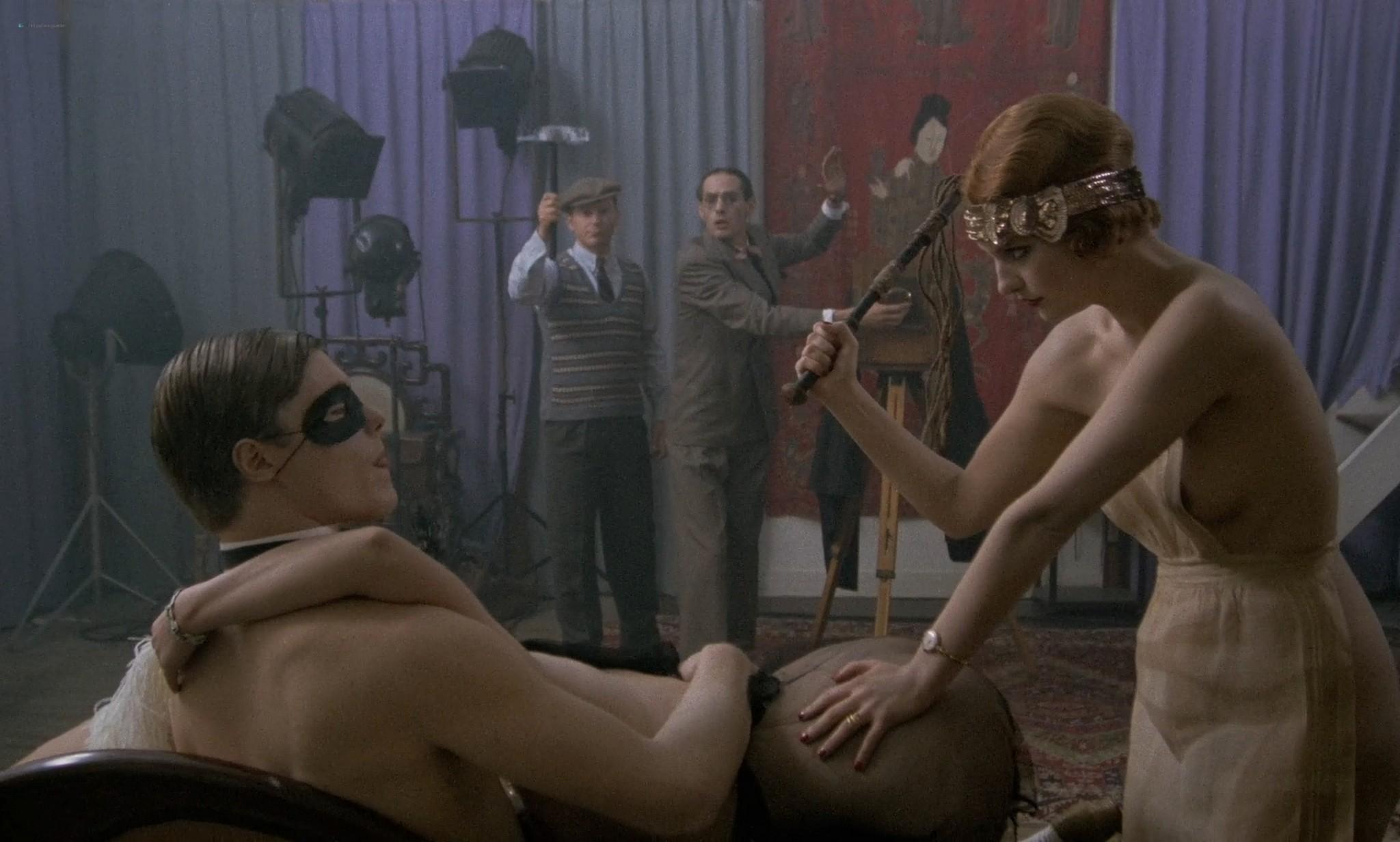 Isabelle Adjani nude topless Quartet 1981 HD 1080p BluRay 08
