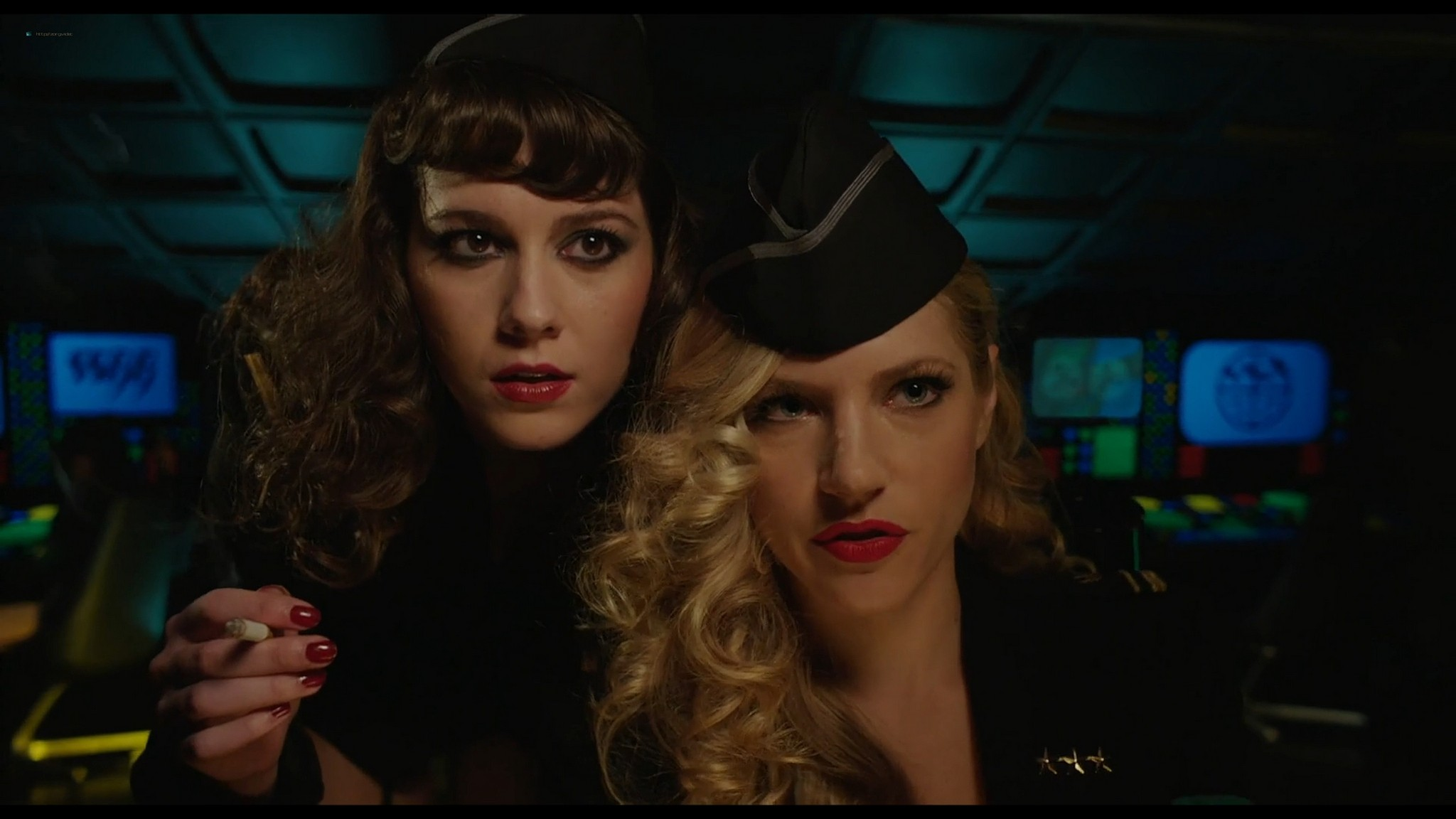 Katheryn Winnick sexy Mary Elizabeth Winstead and other hot A Glimpse Inside the Mind of Charles Swan III 2012 HD 1080p BluRay 011