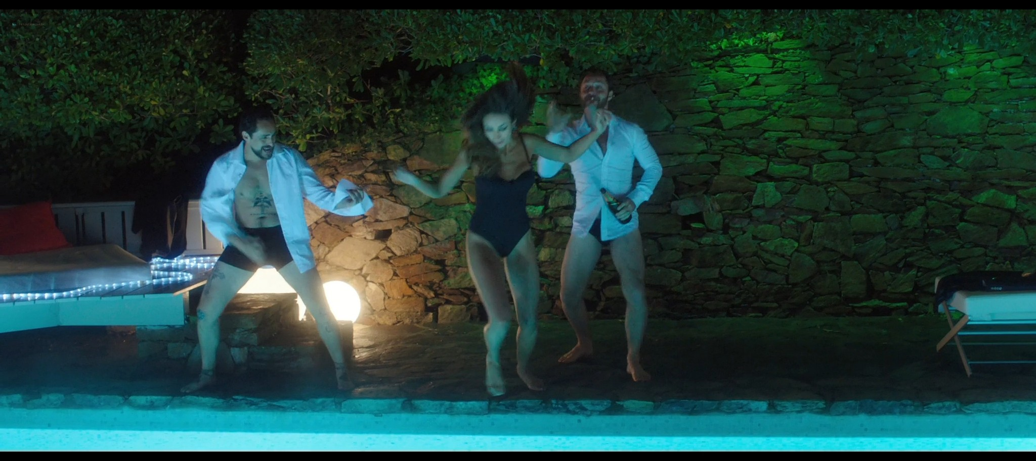 Madalina Diana Ghenea sexy Hayley Marie Coppin nude others nude and sexy Dom Hemingway 2014 HD 1080p BluRay12