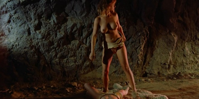 Michelle Bauer nude topless Sybil Danning sexy The Phantom Empire 1988 HD 1080p BluRay 12