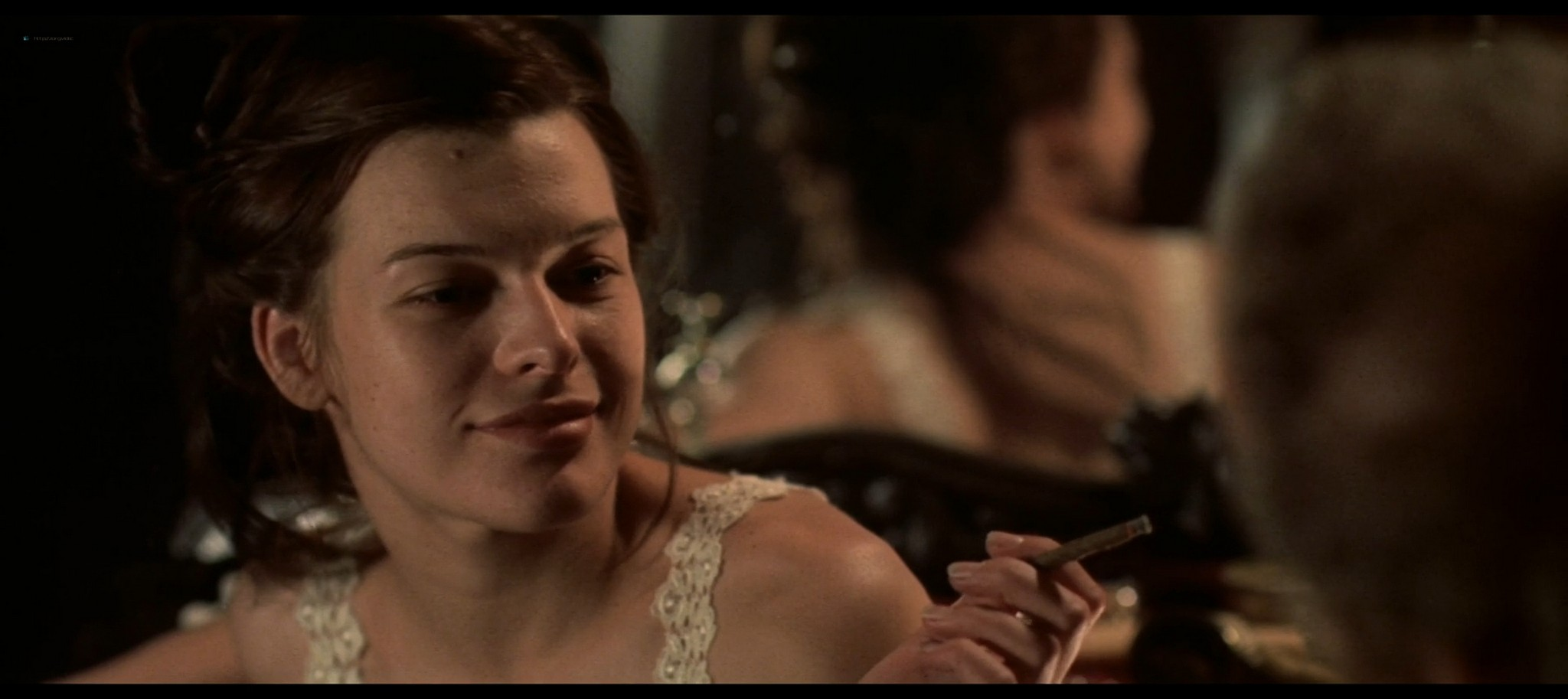 Milla Jovovich sexy and sex Phillipa Peak and others nude The Claim 2000 HD 1080p Web 02