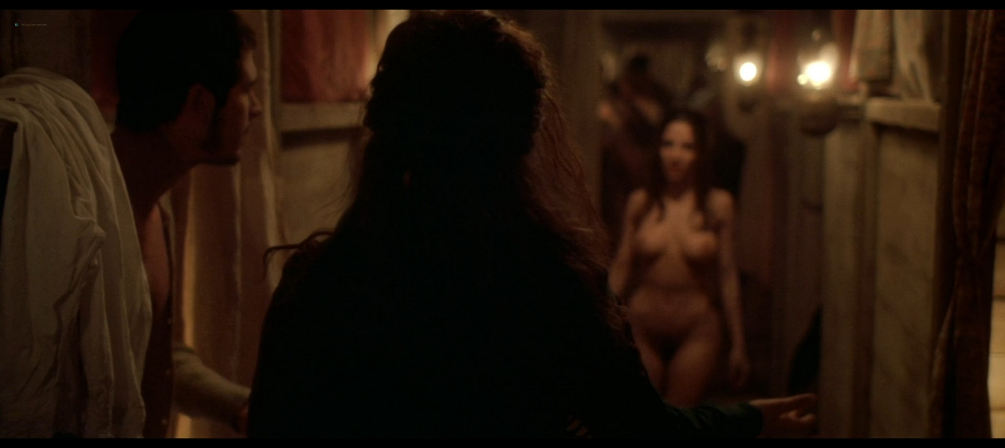 Milla Jovovich sexy and sex Phillipa Peak and others nude The Claim 2000 HD 1080p Web 11