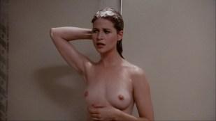 Miranda Wilson nude topless in the shower - Cellar Dweller (1988) HD 1080p BluRay