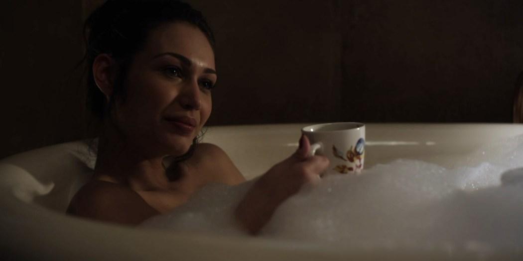 Paloma Guzman hot sex Tatum ONeal nipple slip and some sex Troubled Waters 2020 HD 1080p Web 007