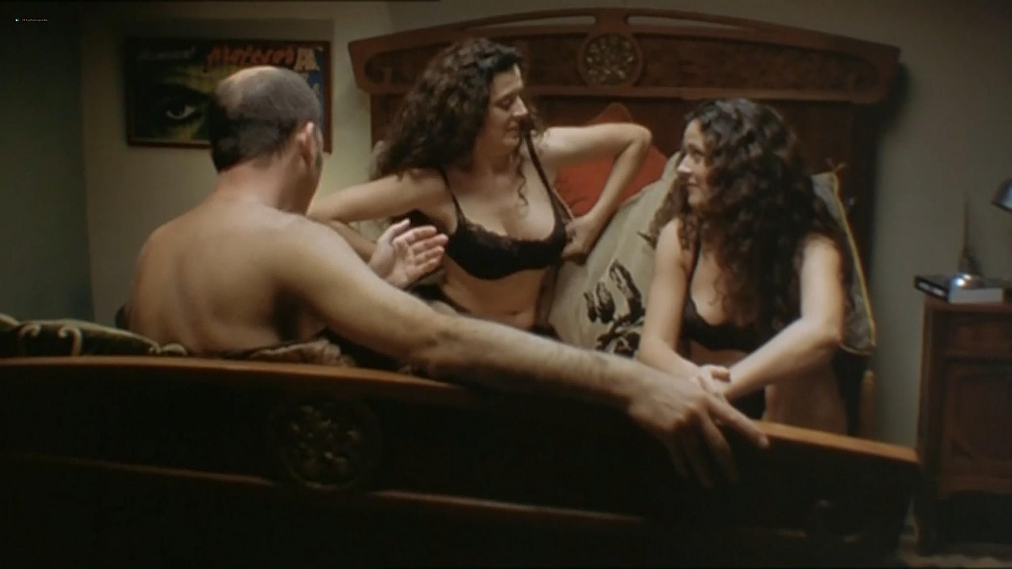 Ariadna Gil nude sex Sandra Ballesteros and other nude and sex El lado oscuro del corazon 2 AR 2001 720p 12