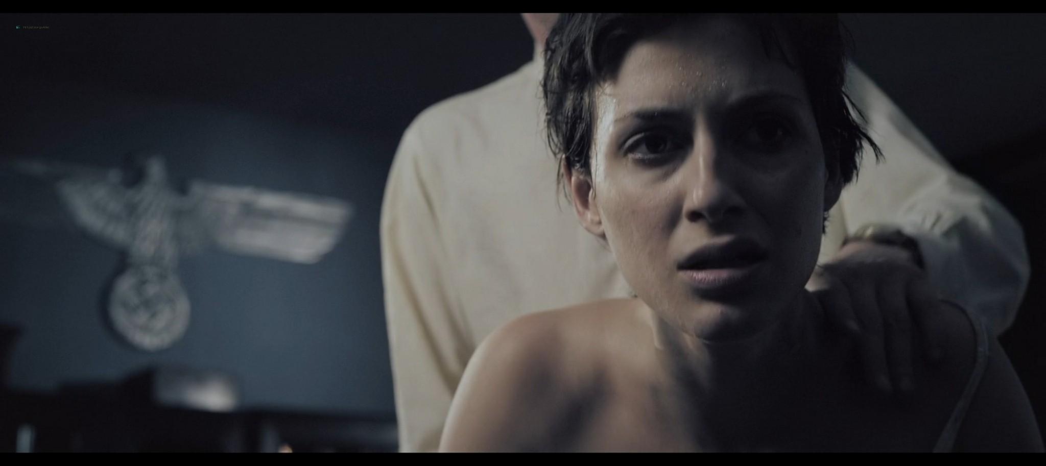 Clemence Thioly nude sex Helena Dvorakova nude lesbian sex Colette 2013 1080p BluRay 6