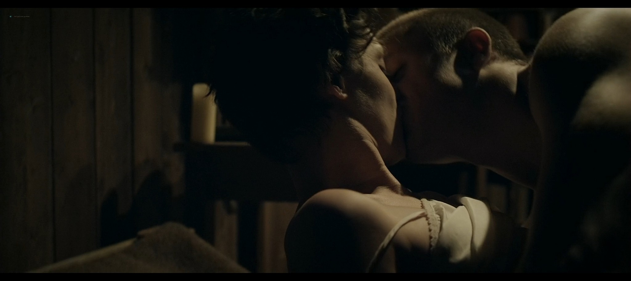 Clemence Thioly nude sex Helena Dvorakova nude lesbian sex Colette 2013 1080p BluRay 8