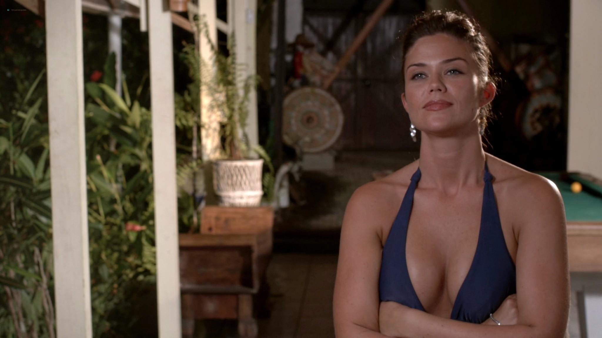 Dana Kollar and Sheila Platte nude topless Julianna Guill and Susan Ward hot Costa Rican Summer 2009 1080p Web 14