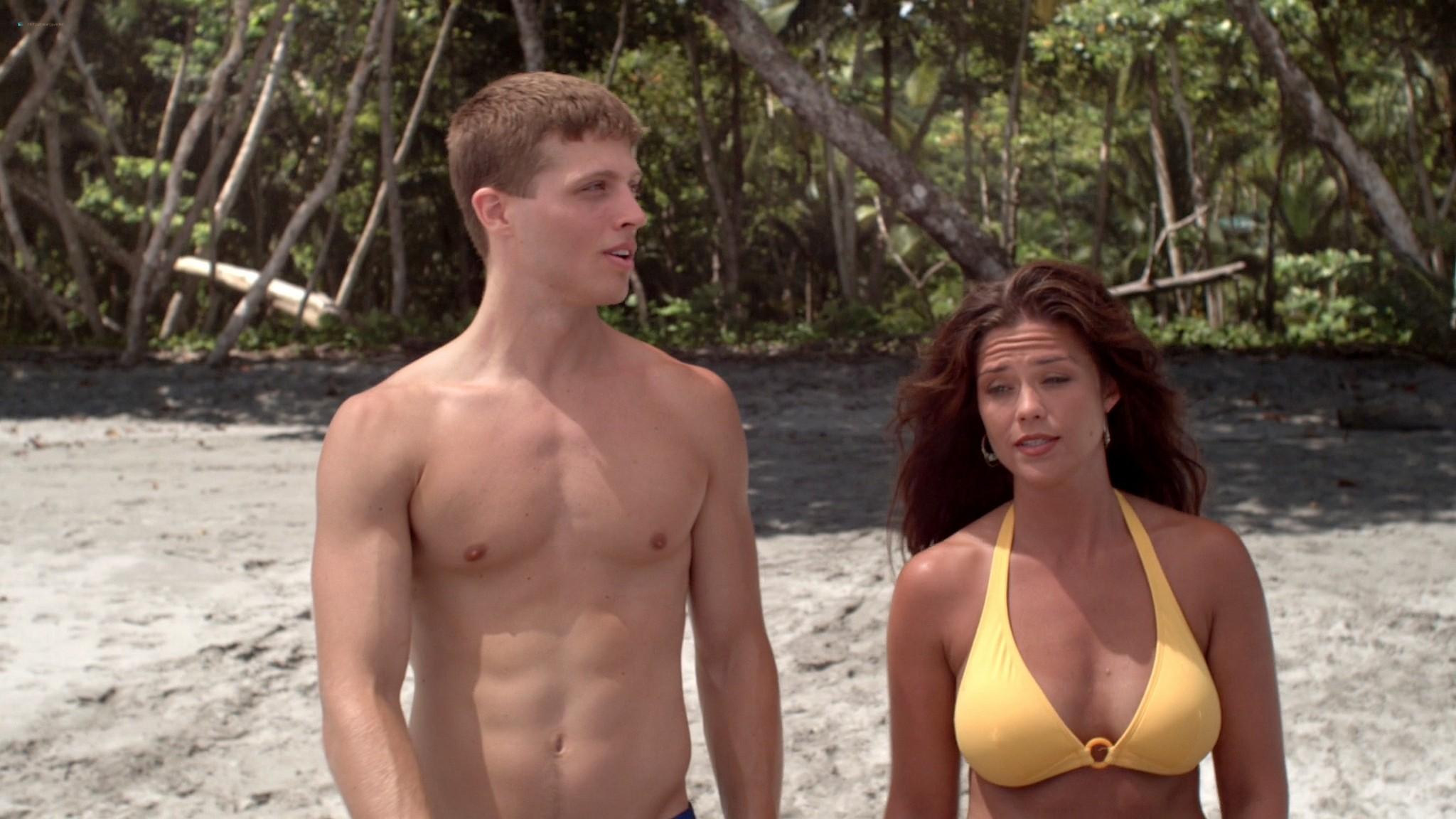 Dana Kollar and Sheila Platte nude topless Julianna Guill and Susan Ward hot Costa Rican Summer 2009 1080p Web 8