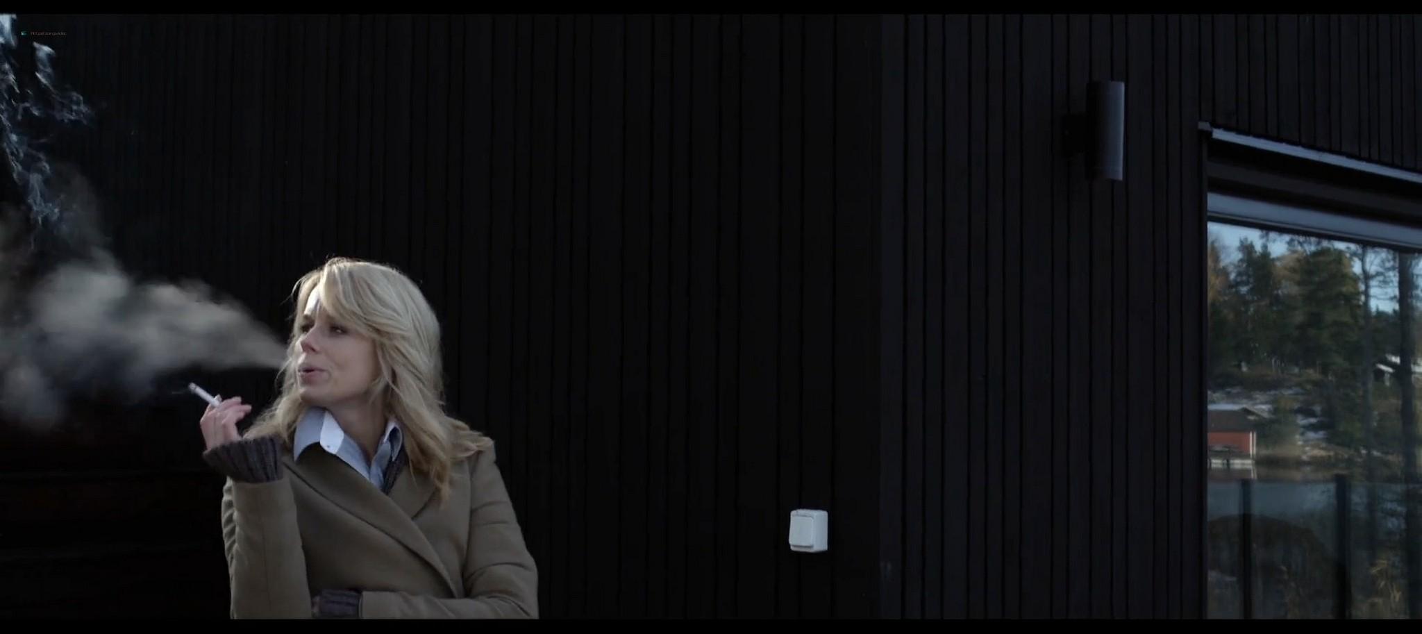 Helena Af Sandeberg nude and hot sex Morkt vatten SE 2012 1080p Web 17
