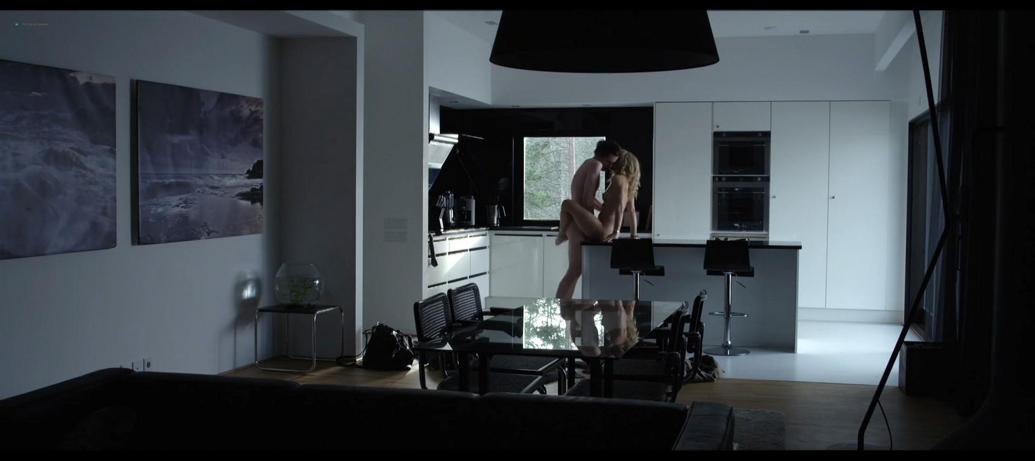 Helena Af Sandeberg nude and hot sex Morkt vatten SE 2012 1080p Web 5