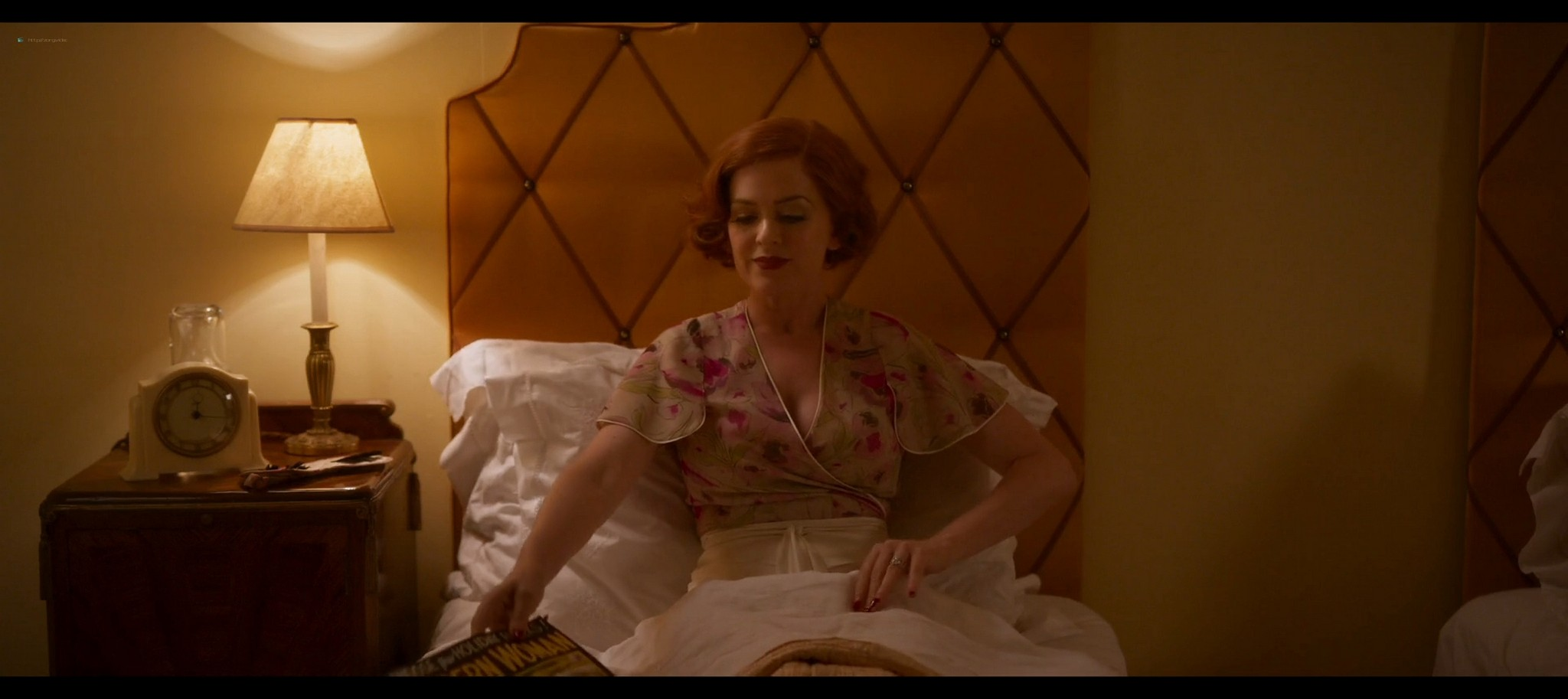 Isla Fisher hot and sexy Blithe Spirit 2020 1080p Web 5