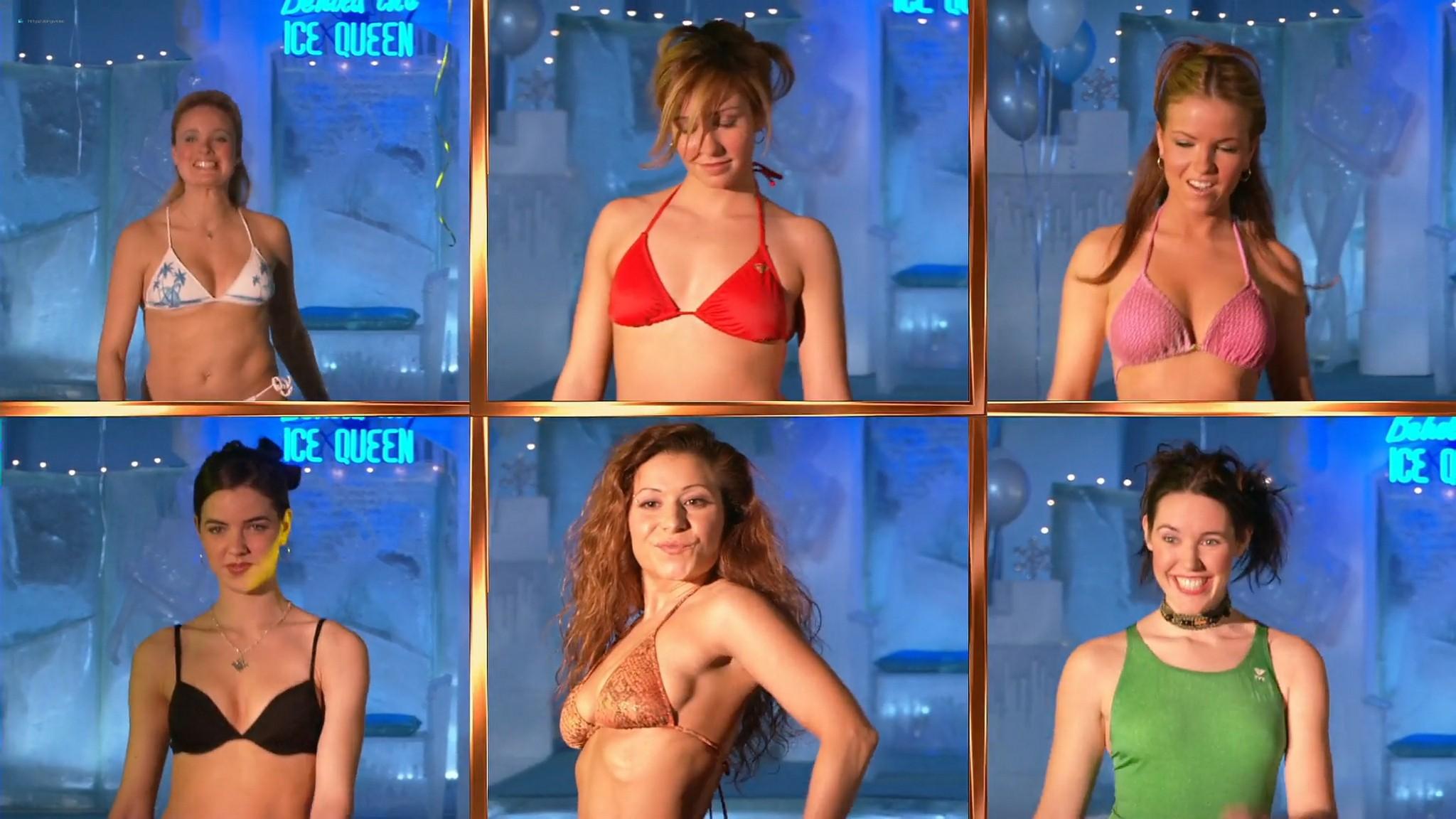 Kim Poirier nude sex Stefanie von Pfetten nude too Decoys 2004 1080p Web 10
