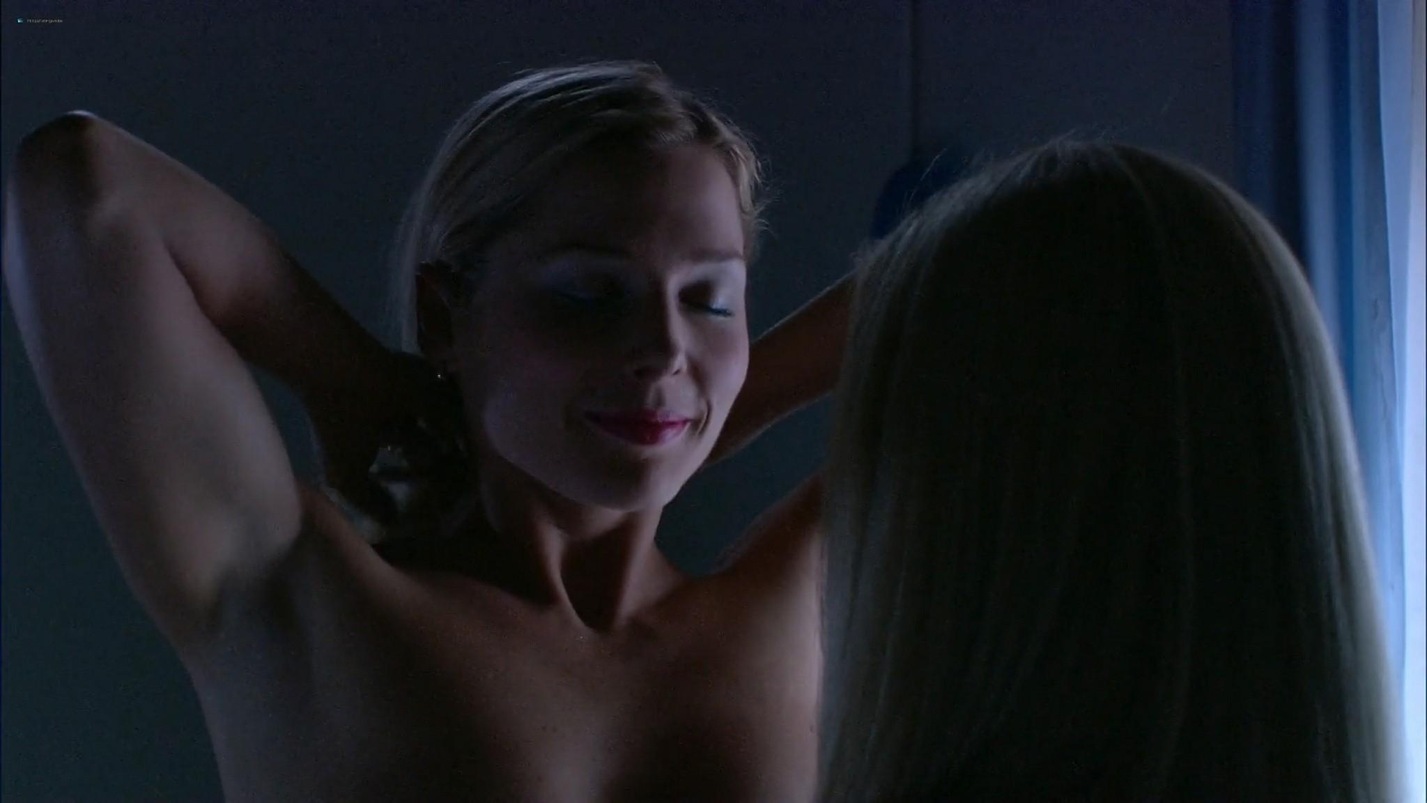 Kim Poirier nude sex Stefanie von Pfetten nude too Decoys 2004 1080p Web 3