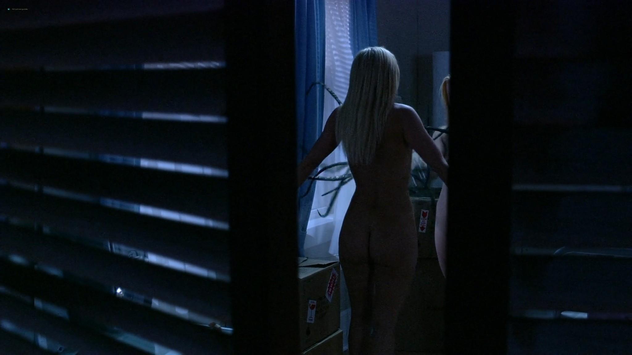 Kim Poirier nude sex Stefanie von Pfetten nude too Decoys 2004 1080p Web 6