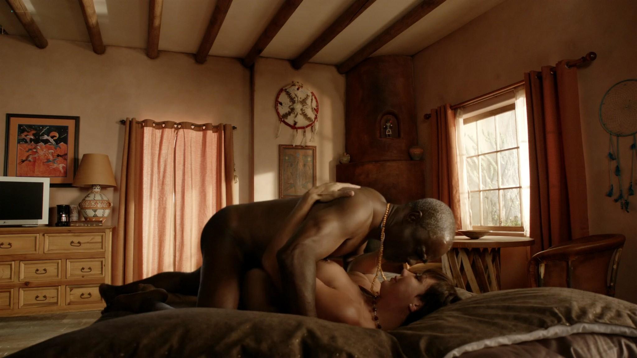 Kristen Bell hot sex Amy Landecker nude boobs House of Lies 2012 s1e3 4 1080p Web