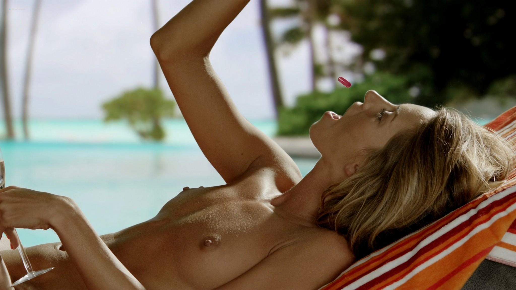 Kristen Bell hot sex Amy Landecker nude boobs House of Lies 2012 s1e3 4 1080p Web 3