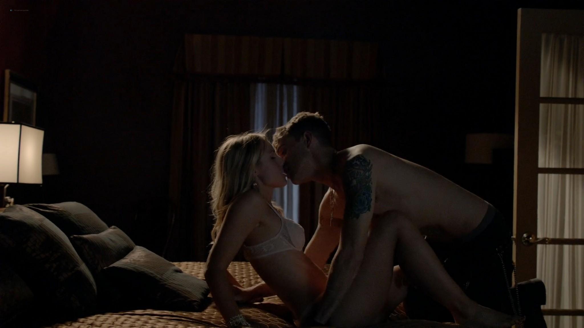 Kristen Bell hot sex Amy Landecker nude boobs House of Lies 2012 s1e3 4 1080p Web 6