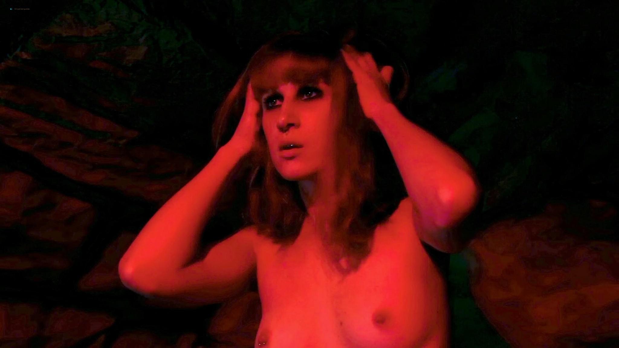 Larissa Anzoategui nude full frontal Nathalia Borioli and others nude Domina Nocturna BR 2021 1080p Web 5