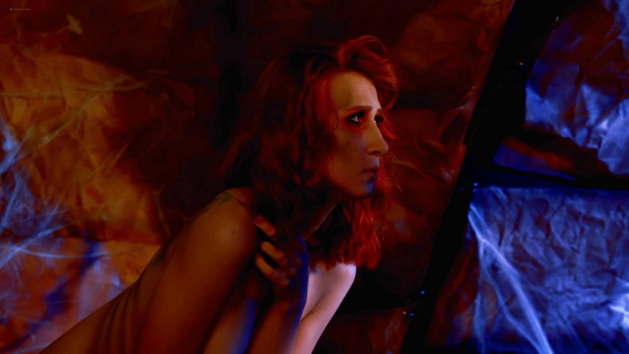 Larissa Anzoategui nude full frontal Nathalia Borioli and others nude Domina Nocturna BR 2021 1080p Web 9