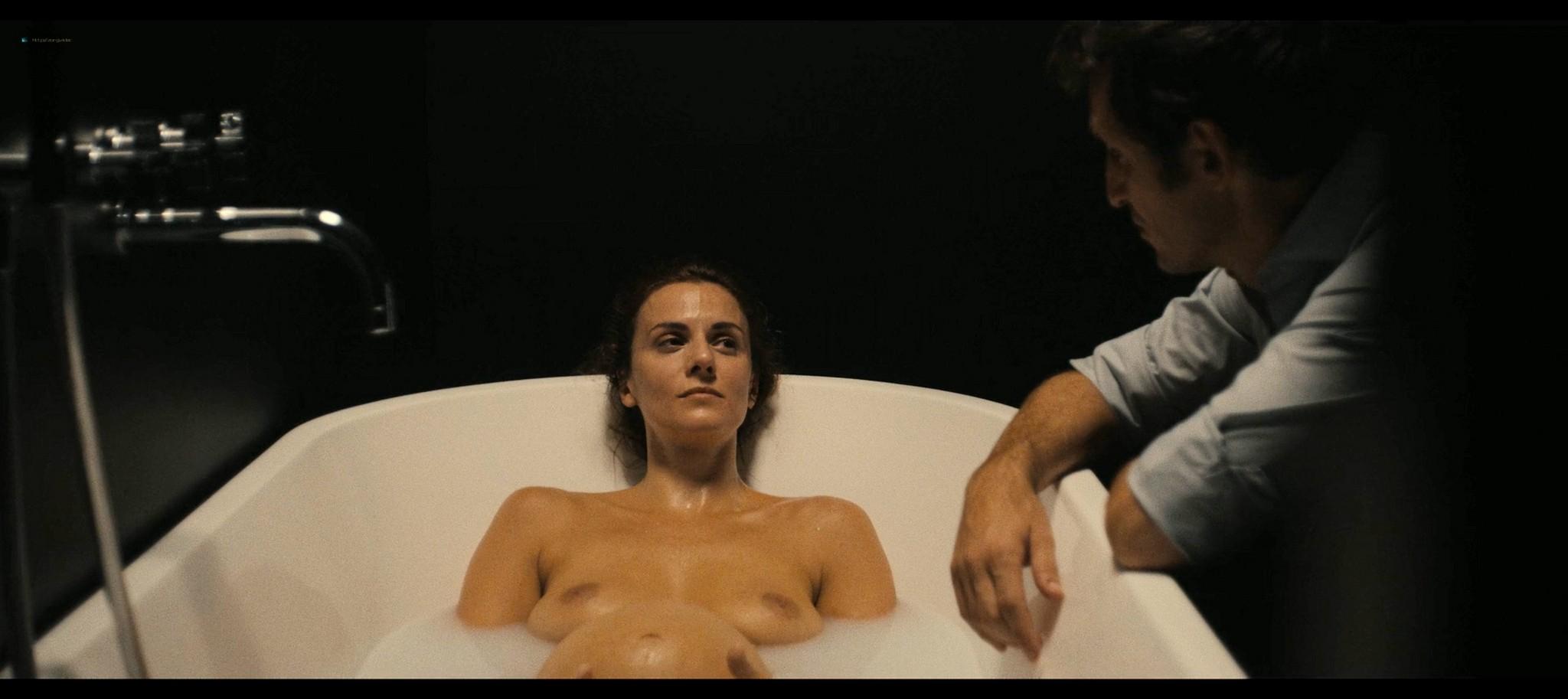 Melina Matthews nude topless in a tub Black Beach 2020 1080p 03