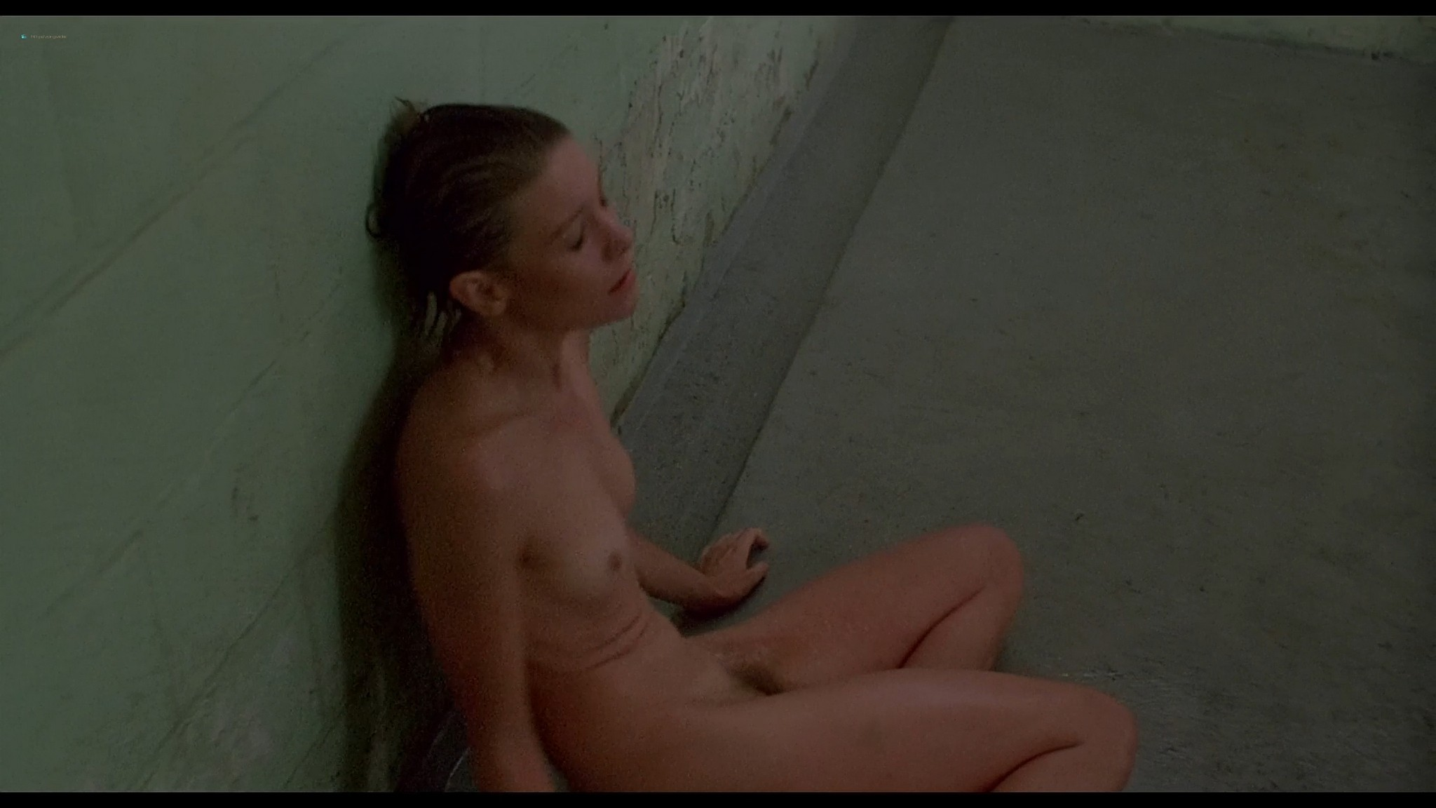 Shari Shattuck nude in shower Lisa London and others nude The Naked Cage 1986 HD 1080p BluRay 19