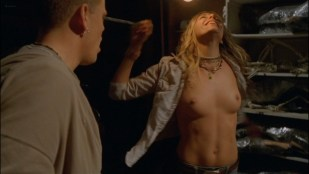 Andrea Bogart nude topless - Dark Ride (2006) 1080p Web