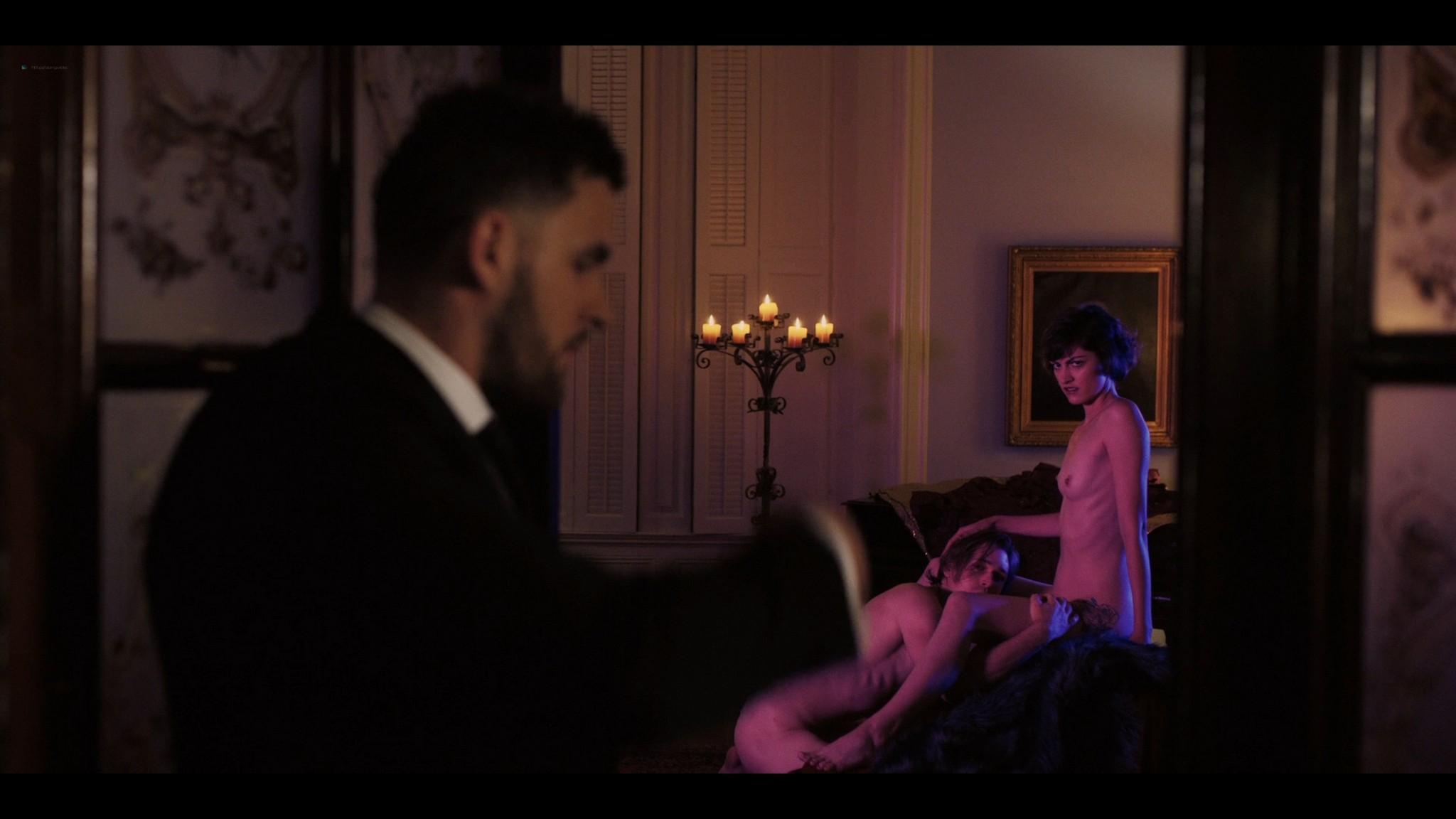Alisa Erlikh nude Elyse Saunders wet see through Dark Web Cicada 3301 2021 1080p BluRay 7