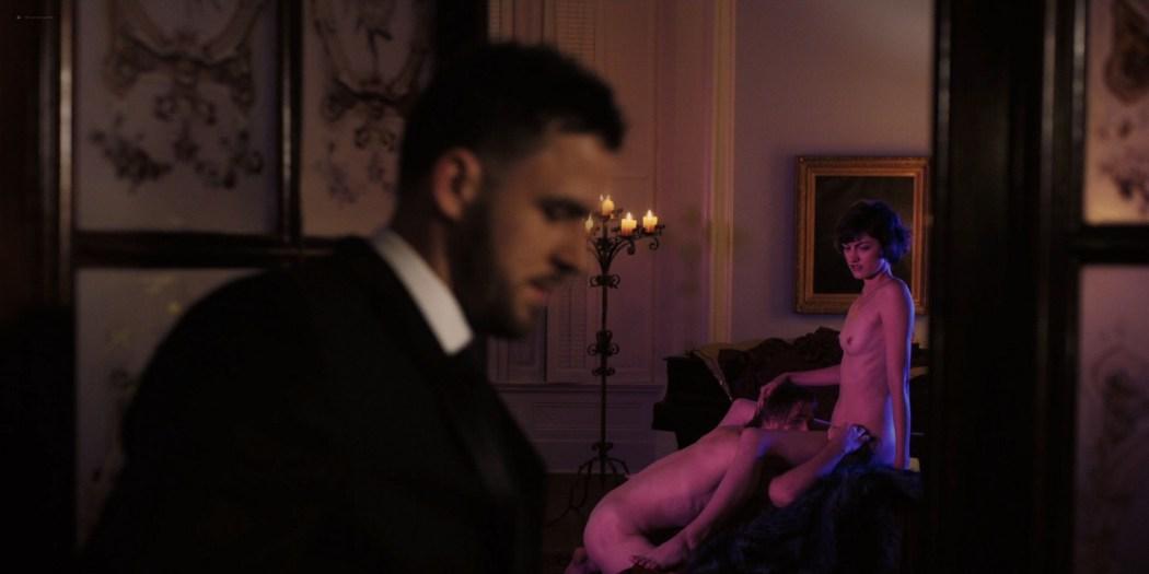 Alisa Erlikh nude Elyse Saunders wet see through Dark Web Cicada 3301 2021 1080p BluRay 8