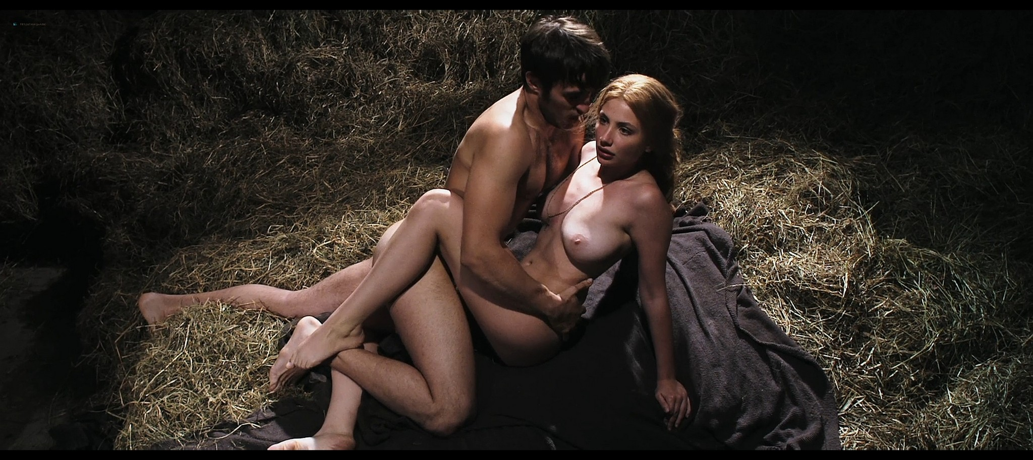 Asia Argento nude and Miriam Giovanelli nude in Darios Argento Dracula 3d 2012 HD 1080p BluRay 5