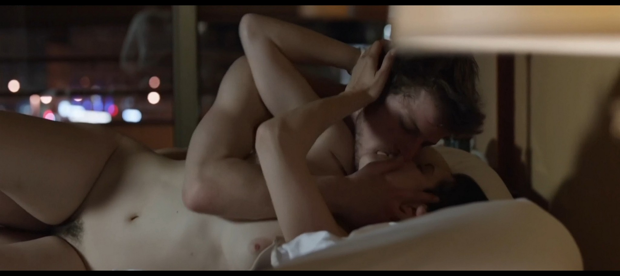 Audrey Bastien nude full frontal and Solene Rigot nude topless and sex Puppylove 2013 1080p Web 11