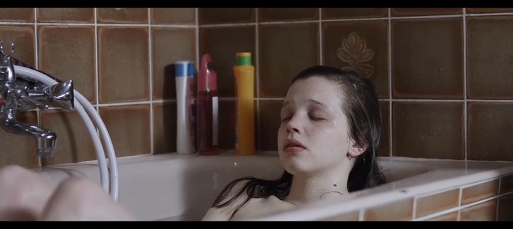 Audrey Bastien nude full frontal and Solene Rigot nude topless and sex Puppylove 2013 1080p Web 2