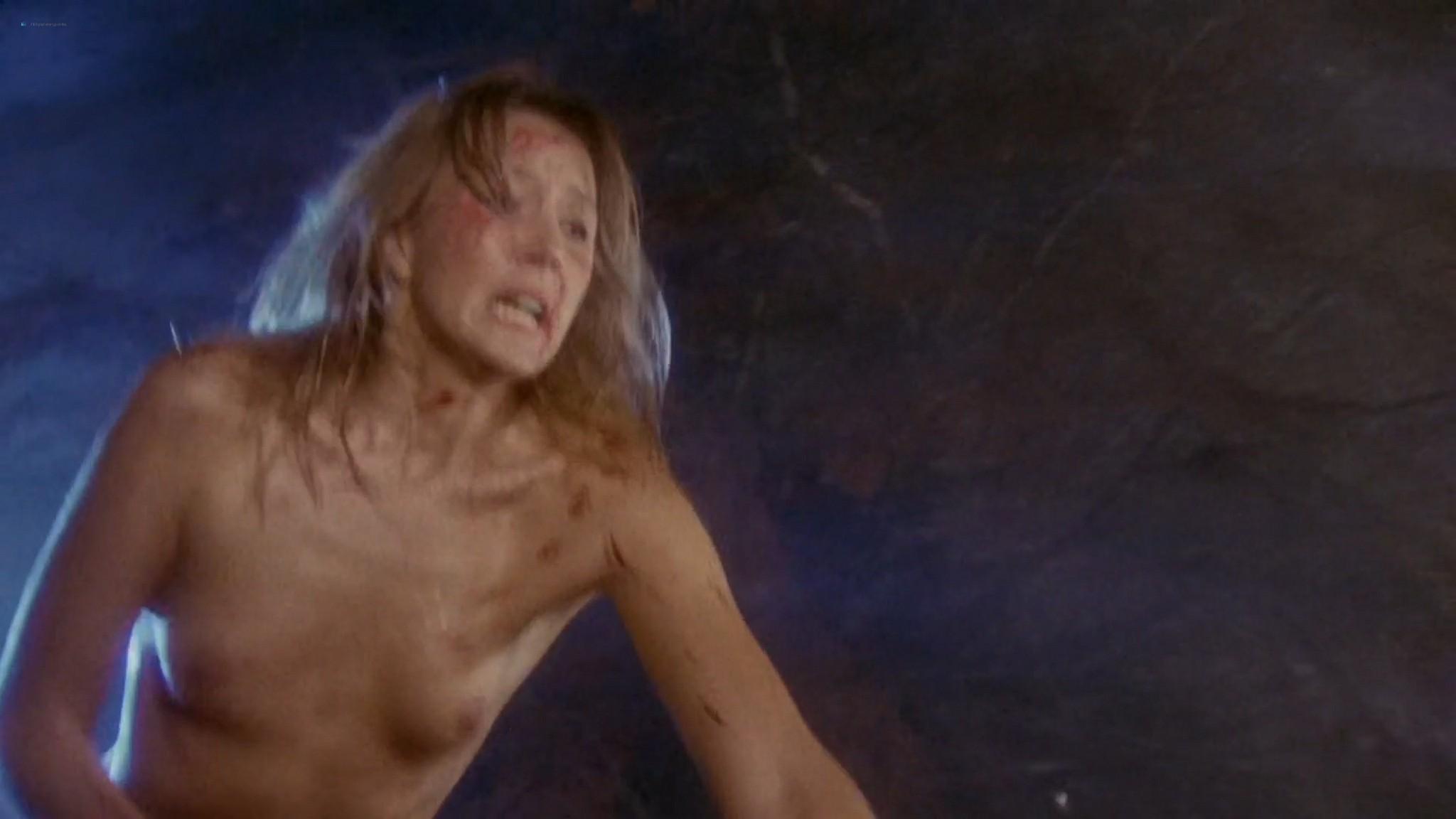 Carole Kirkham nude full frontal Silvia Miro Paquita Ondiviela all nude bush Panic Beats ES 1983 1080p BluRay