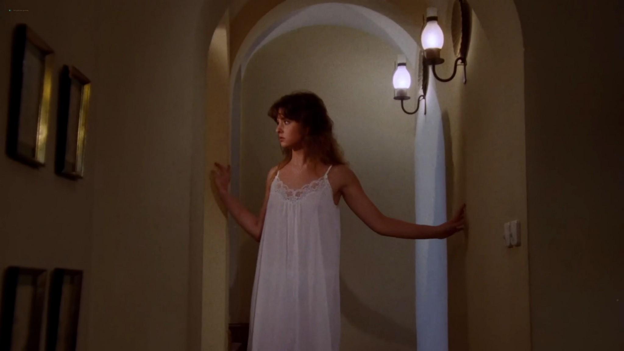 Carole Kirkham nude full frontal Silvia Miro Paquita Ondiviela all nude bush Panic Beats ES 1983 1080p BluRay 6