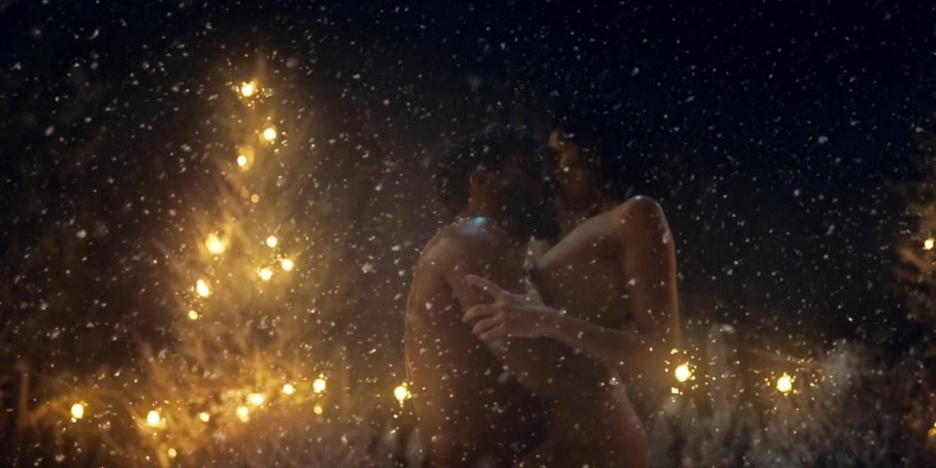 Lela Loren nude wet and sex American Gods 2021 s3e7 1080p Web 7