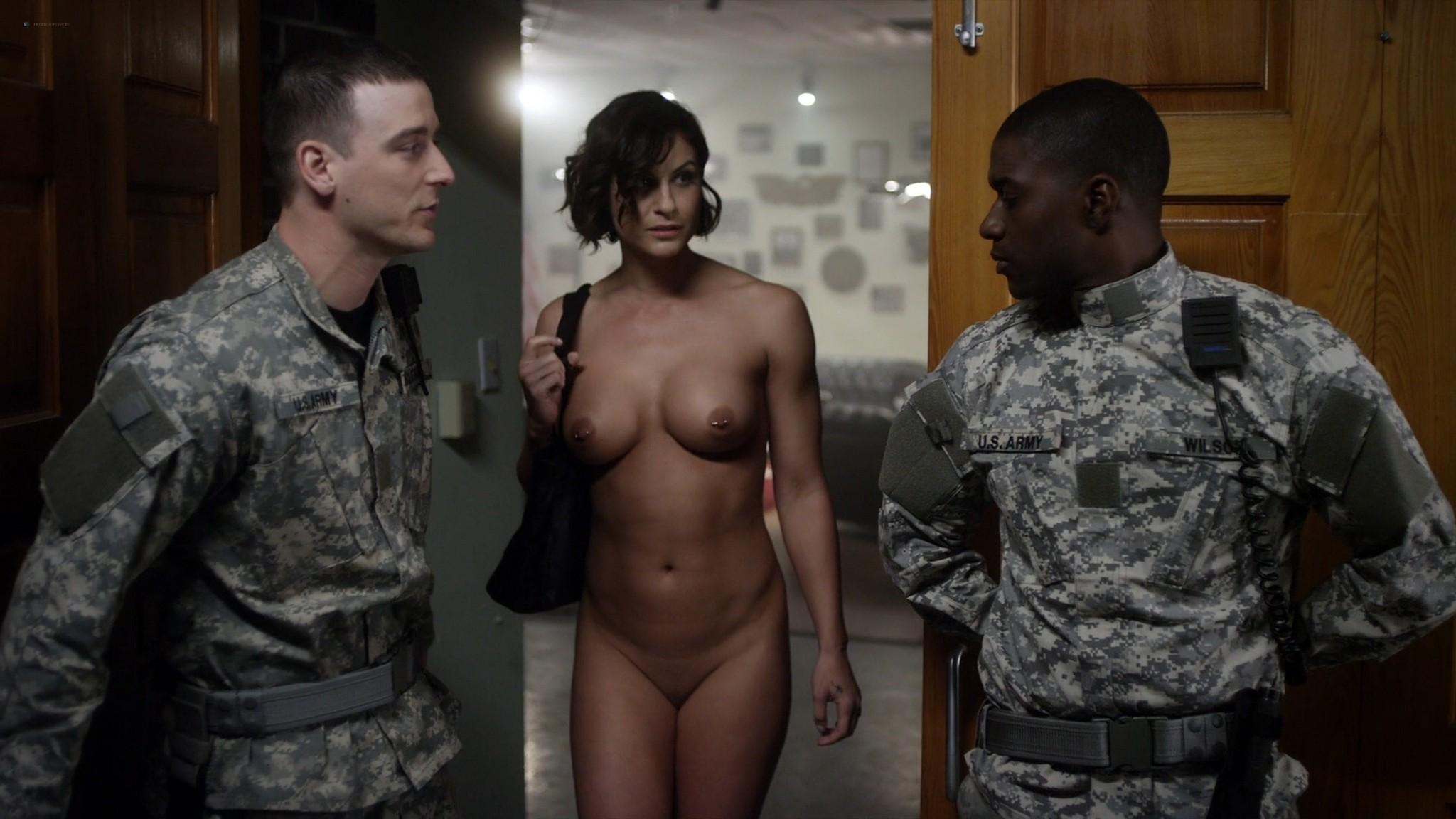 Maria Rogers nude full frontal Winter Ave Zoli nude topless Cat Run 2 2014 HD 1080p BluRay 7