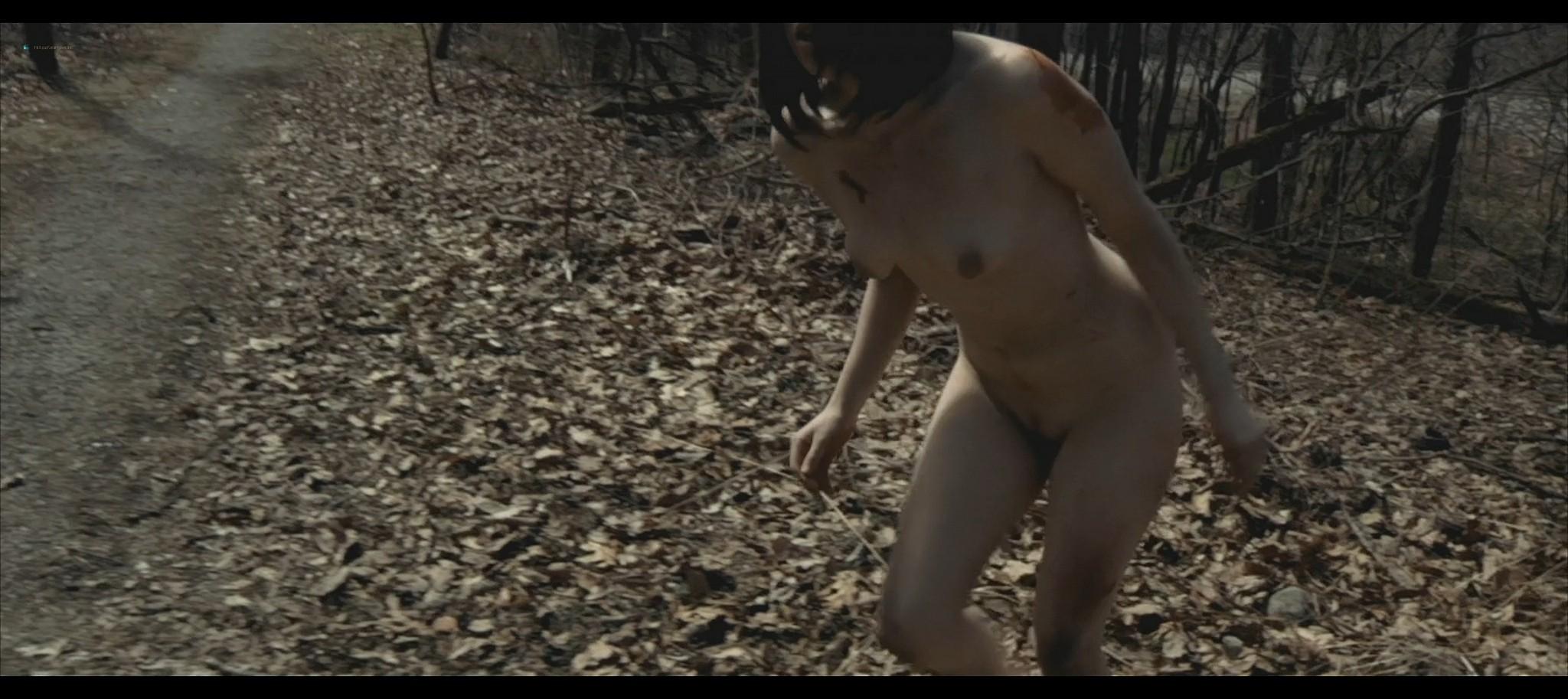 Maura Housley nude full frontal Mel Heflin nude bush too Dead Womans Hollow 2013 1080p Web 6