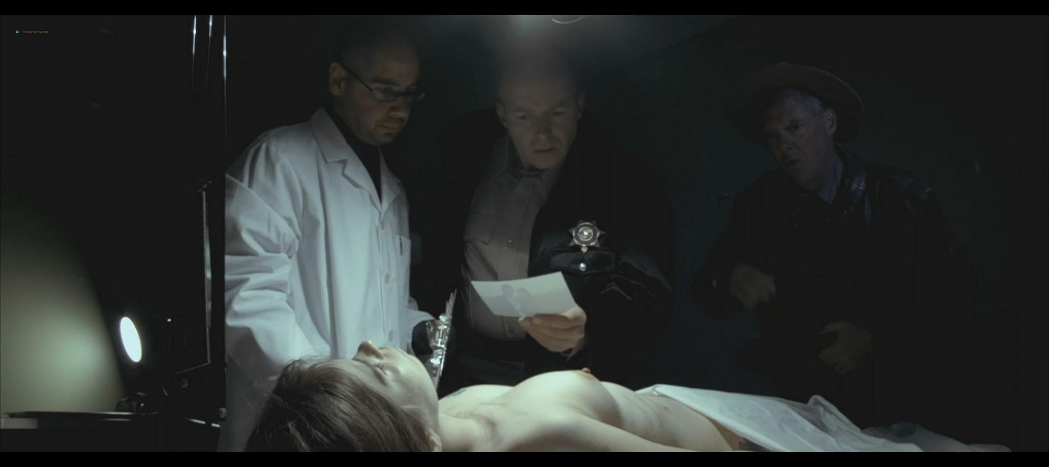 Maura Housley nude full frontal Mel Heflin nude bush too Dead Womans Hollow 2013 1080p Web 7