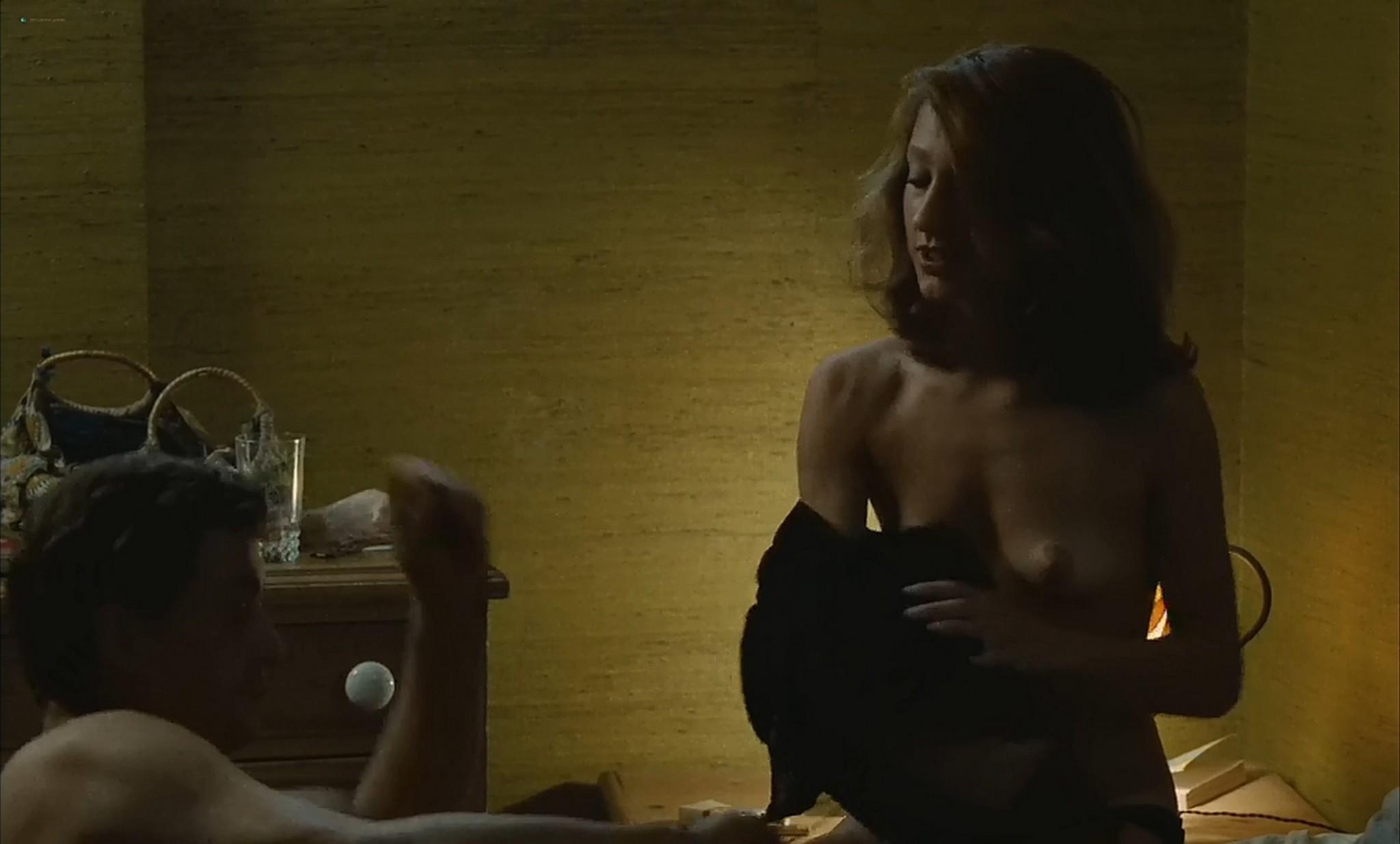 Nathalie Baye nude Marie Blanche Dehaux full frontal etc La gueule ouverte FR 1974 720p 10