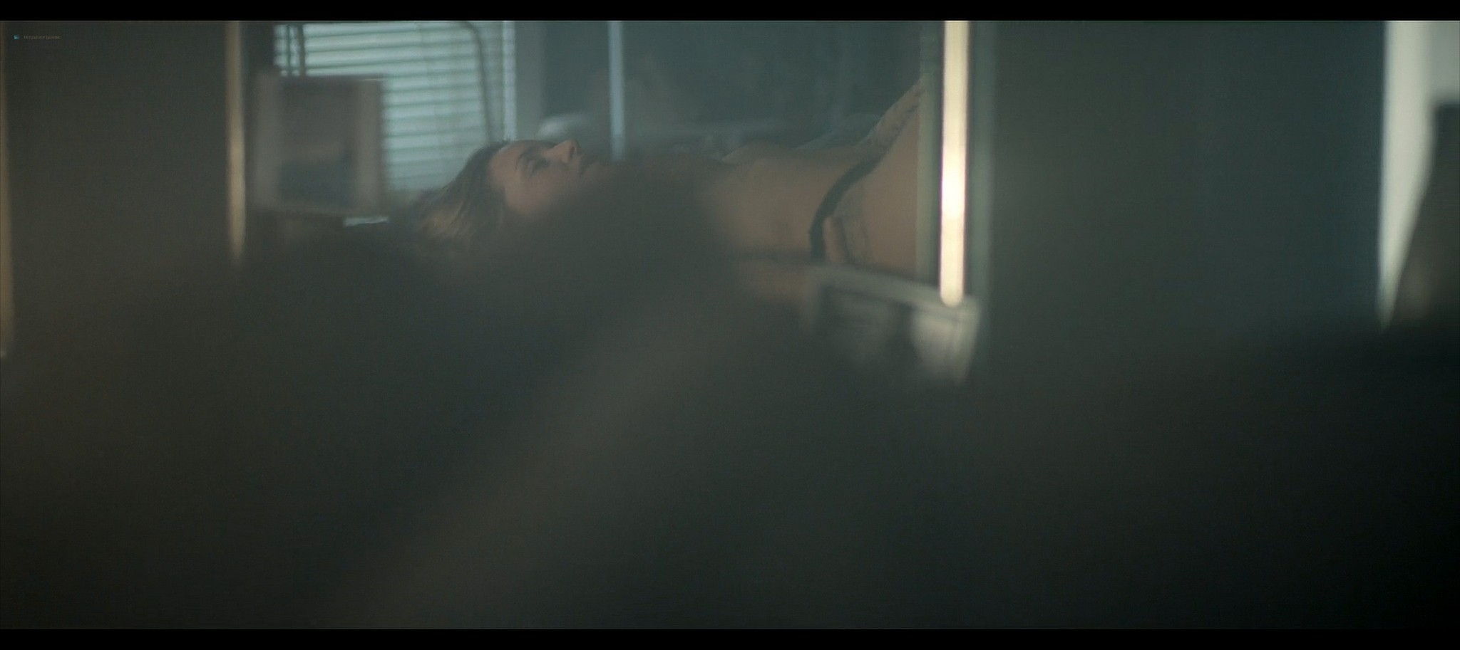 Olga Kurylenko nude lesbian sex with Marine Duvivier Sentinelle 2021 1080p Web 12