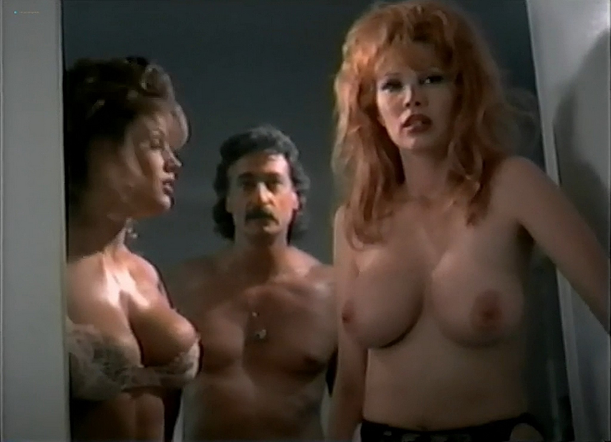 Shannon Whirry nude full frontal Fawna MacLaren and others nude Lady In Waiting 1994 4