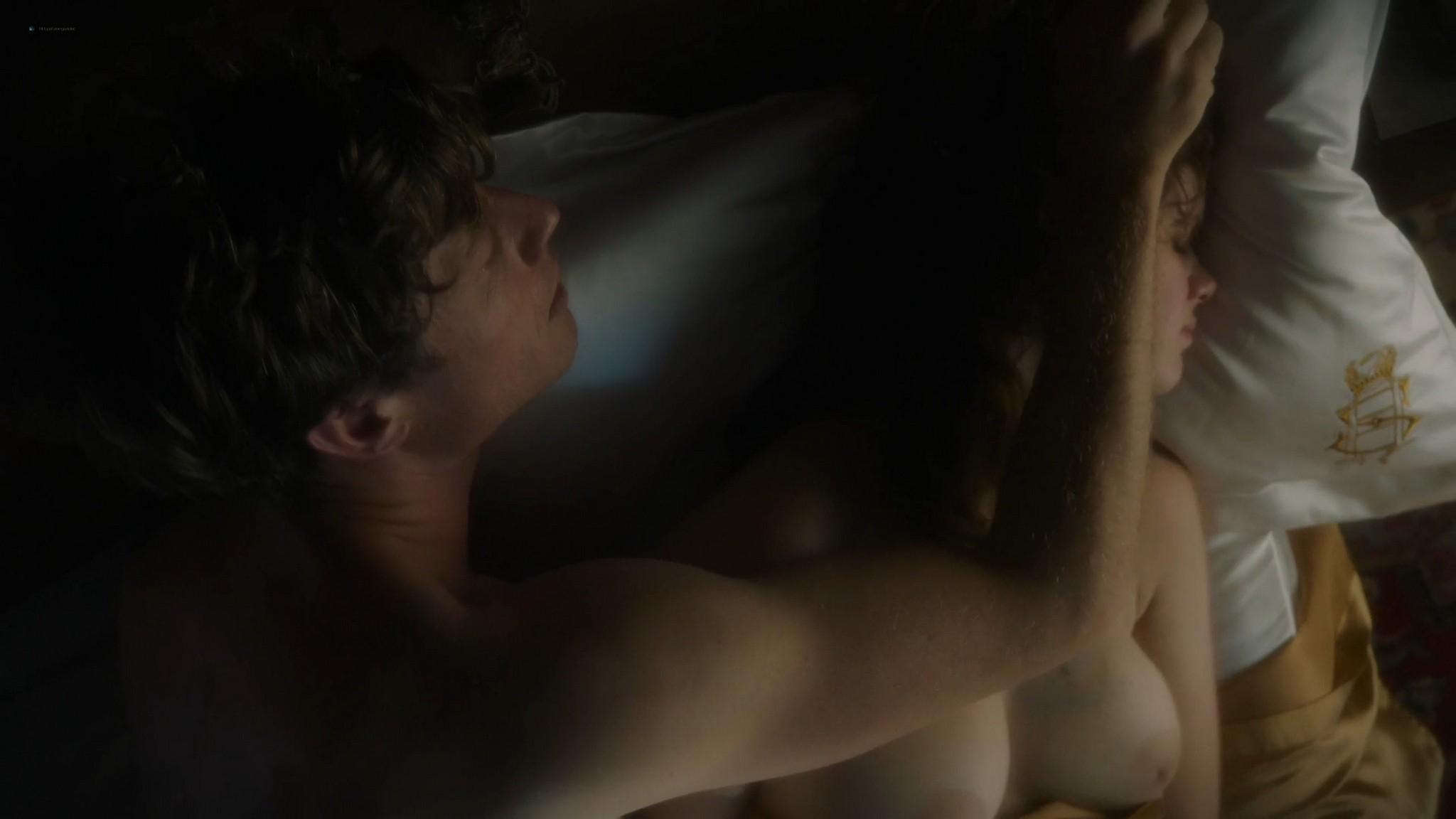 Abra Thompson nude topless The Nevers 2011 s1e1 1080p 4