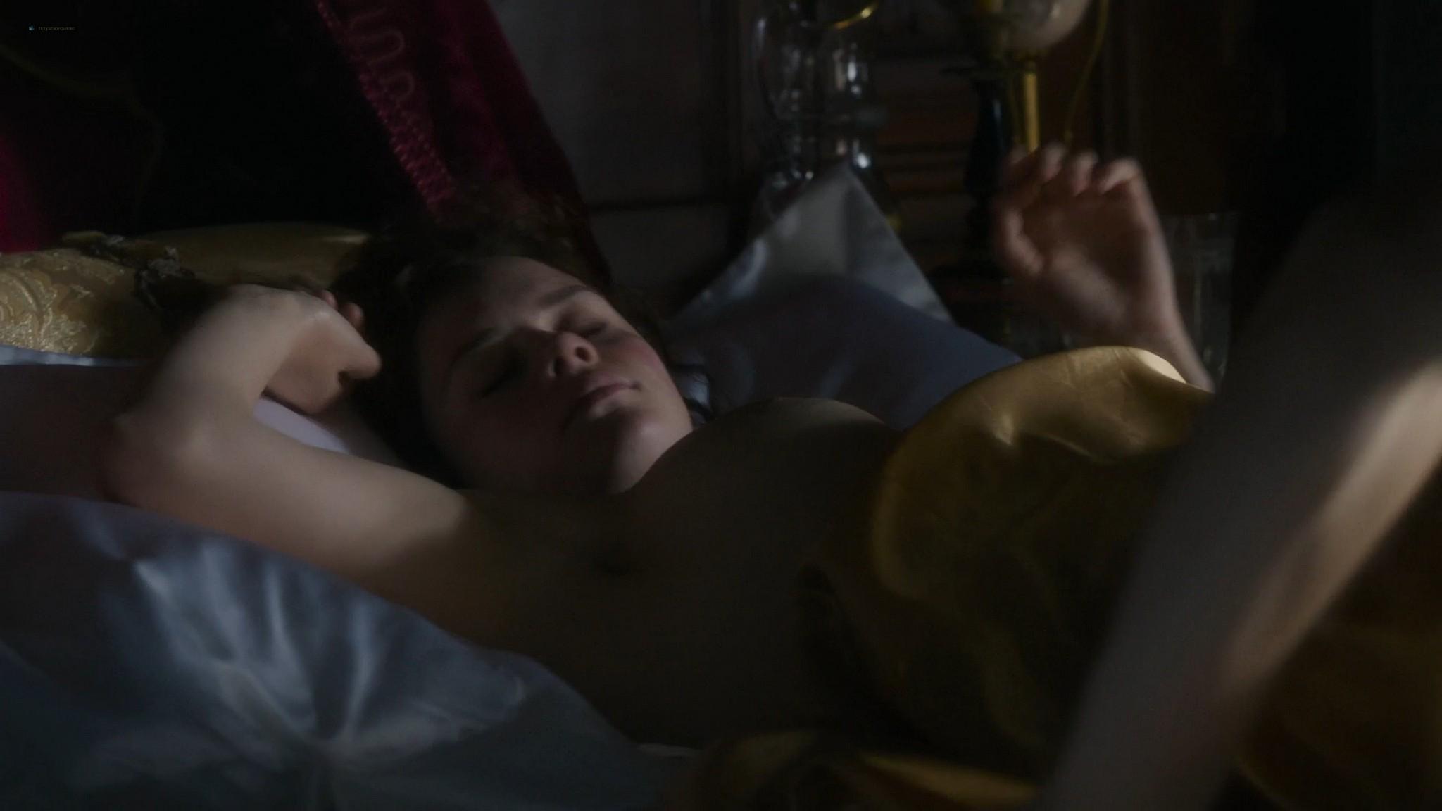 Abra Thompson nude topless The Nevers 2011 s1e1 1080p 5