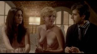 Eliza Coupe hot skinny dipping Rachel Hardisty, Sam Buchanan, nude topless - The Last Time You Had Fun (2014) 1080p Web