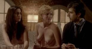 Eliza Coupe hot skinny dipping Rachel Hardisty Sam Buchanan nude topless The Last Time You Had Fun 2014 1080p Web 3
