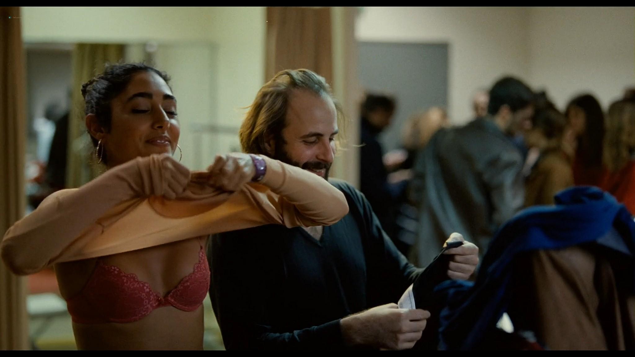 Golshifteh Farahani nude topless Les Deux Amis FR 2014 1080p Web 7