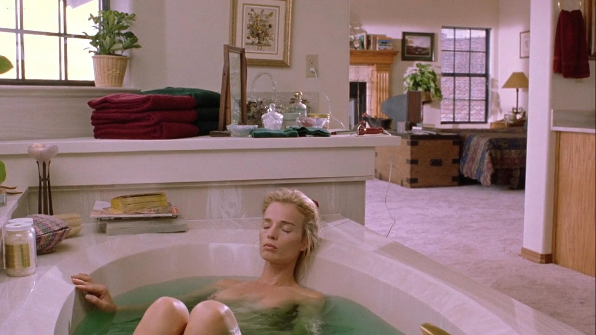 Josie Bissett sexy Mimi Craven nude topless Mikey 1992 720p 9