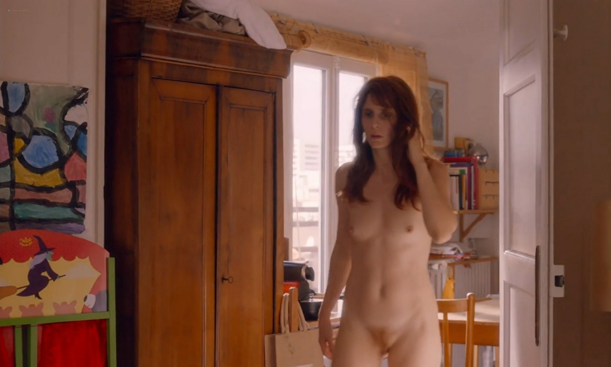 Judith Chemla nude full frontal Burning Ghost FR 2019 1080p Web 3