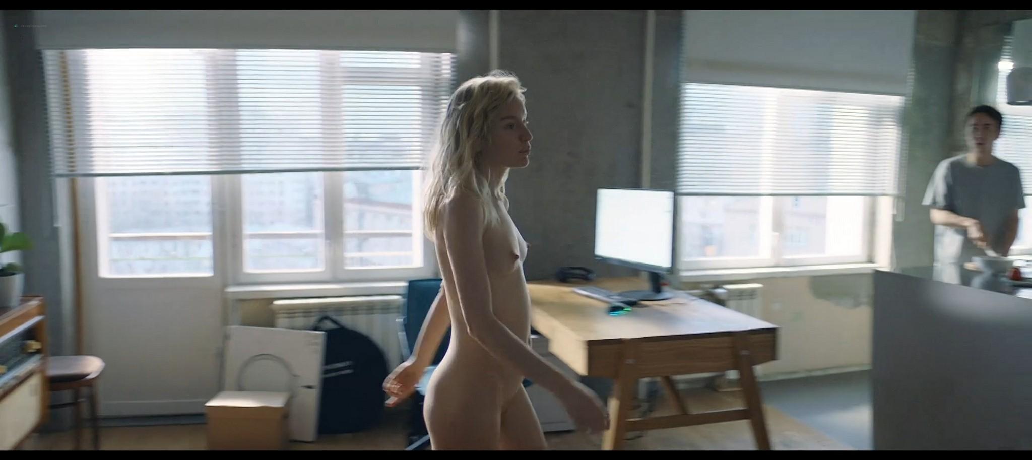 Lena Tronina nude and hot sex Happy End RU 2021 S1e3 4 1080p Web 4