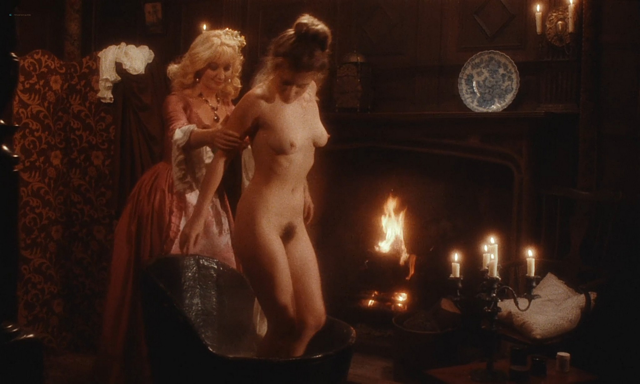 Lisa Foster nude full frontal hot sex Maria Harper and others nude sex etc Fanny Hill 1983 1080p BluRay